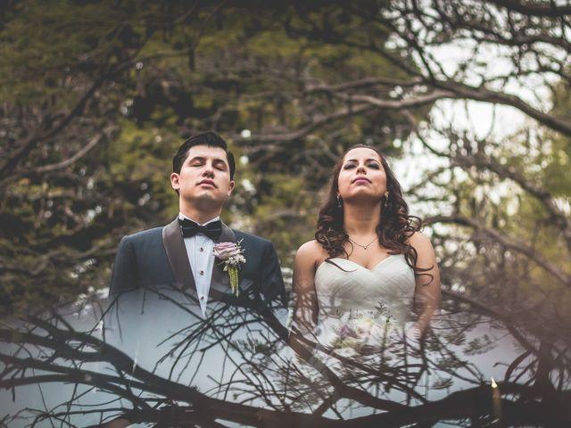 La boda de Pamela y Crhistian