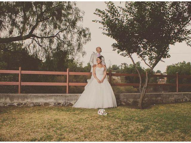 La boda de Mónica y Aaron