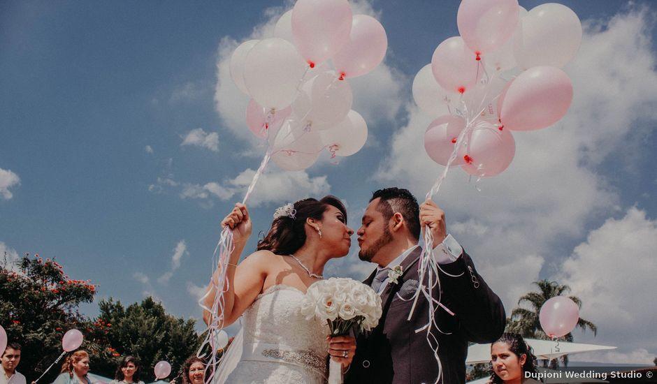 La boda de erick y clara en tepoztl n morelos for Jardin xochicalli