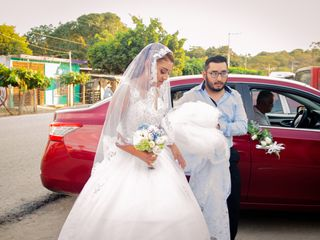 La boda de Marieli y Edwin 1