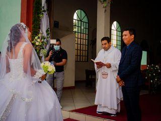 La boda de Marieli y Edwin 3