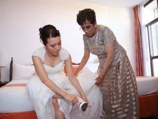 La boda de Berenice y Juan Pablo 2
