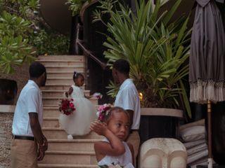 La boda de Larena y Vernon 1