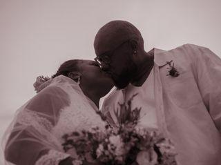 La boda de Larena y Vernon