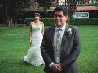 La boda de Nancy y Abraham 2