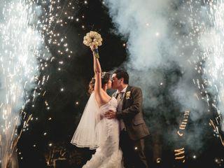 La boda de Nancy y Abraham