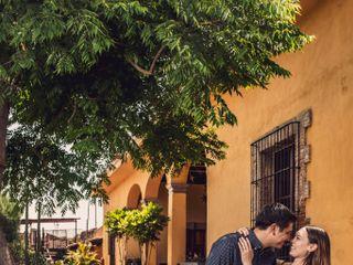 La boda de Andy y Juanjo 2