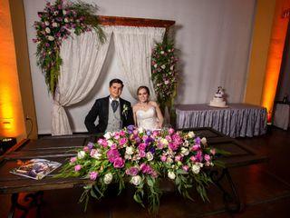 La boda de Andy y Juanjo