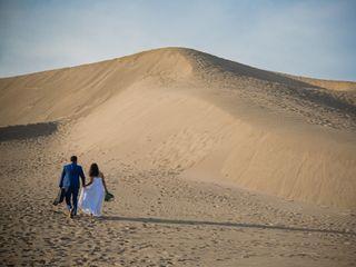 La boda de Nayeli y Fernando 1