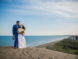 La boda de Nayeli y Fernando 3