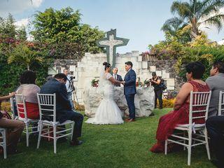 La boda de Steve y Diana