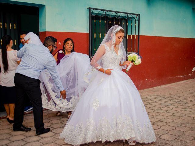 La boda de Edwin y Marieli en Chiapa de Corzo, Chiapas 1