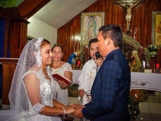 La boda de Edwin y Marieli en Chiapa de Corzo, Chiapas 5