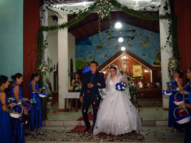 La boda de Edwin y Marieli en Chiapa de Corzo, Chiapas 7