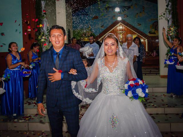 La boda de Edwin y Marieli en Chiapa de Corzo, Chiapas 8