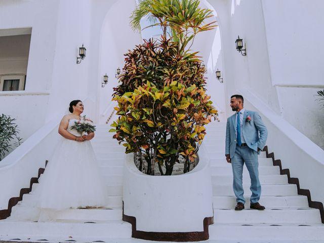 La boda de Nora y Alberto