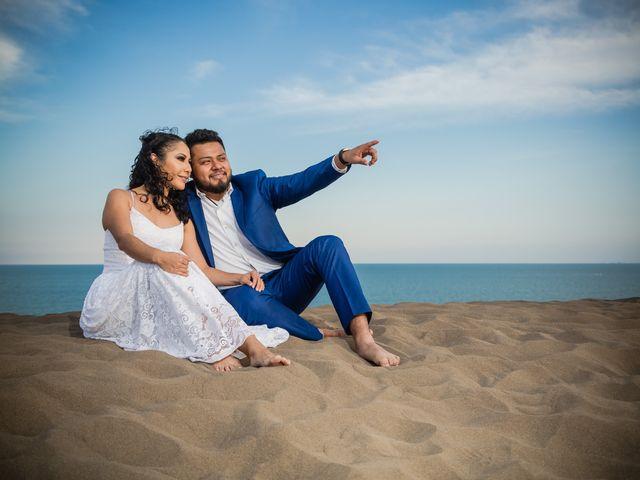 La boda de Fernando y Nayeli en Tierra Blanca, Veracruz 14