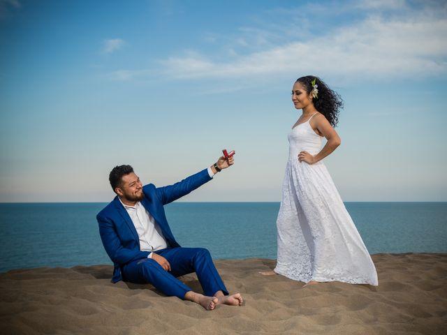 La boda de Fernando y Nayeli en Tierra Blanca, Veracruz 15