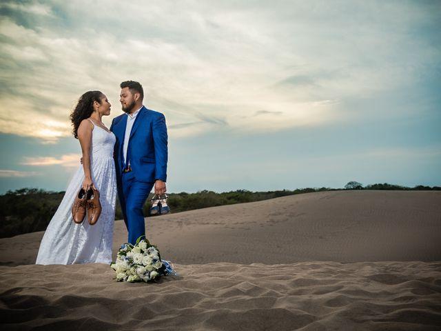 La boda de Fernando y Nayeli en Tierra Blanca, Veracruz 18
