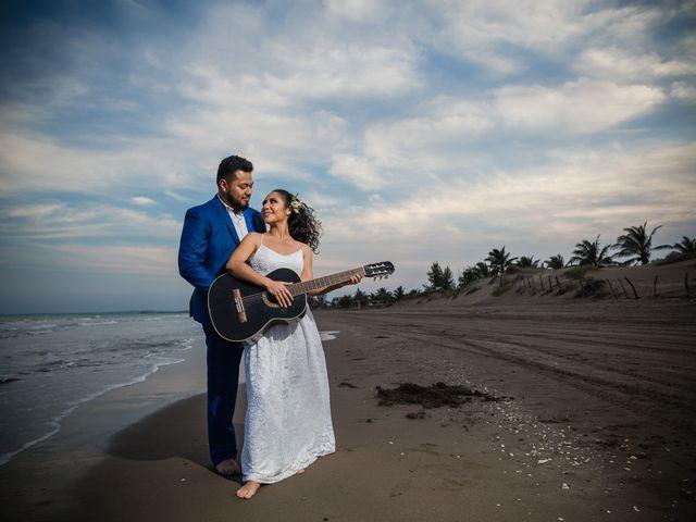 La boda de Fernando y Nayeli en Tierra Blanca, Veracruz 19