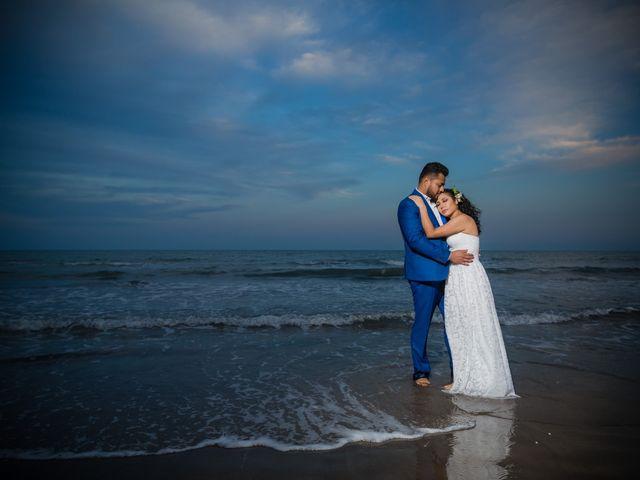 La boda de Fernando y Nayeli en Tierra Blanca, Veracruz 20