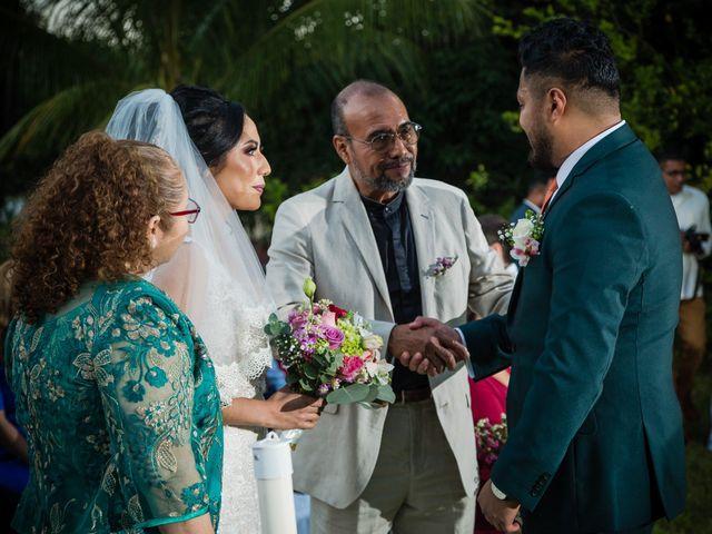 La boda de Fernando y Nayeli en Tierra Blanca, Veracruz 25