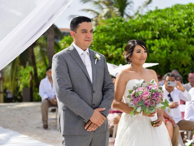 La boda de Cris y Chava