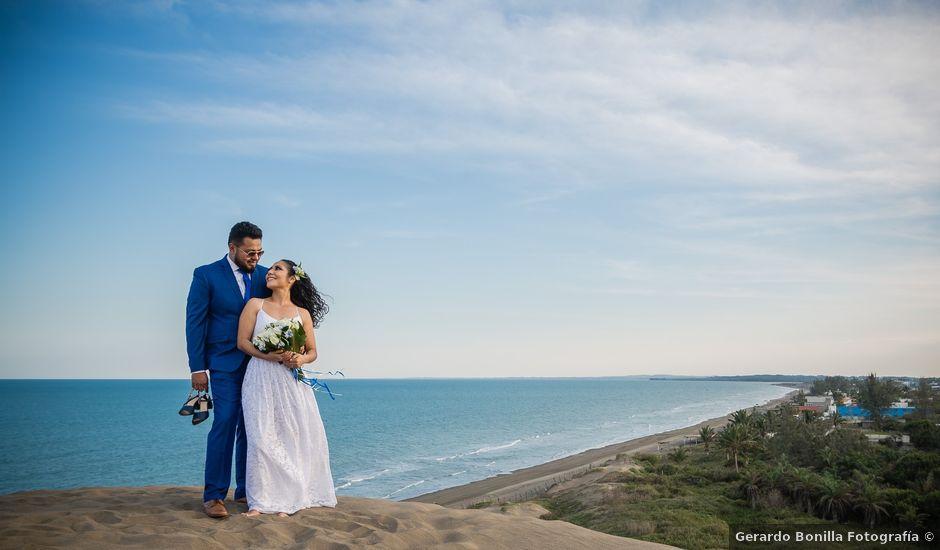 La boda de Fernando y Nayeli en Tierra Blanca, Veracruz
