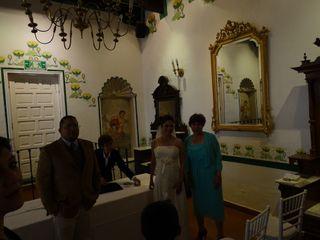 La boda de Jessica y Edgar 2