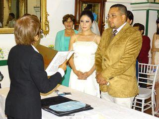 La boda de Jessica y Edgar 3
