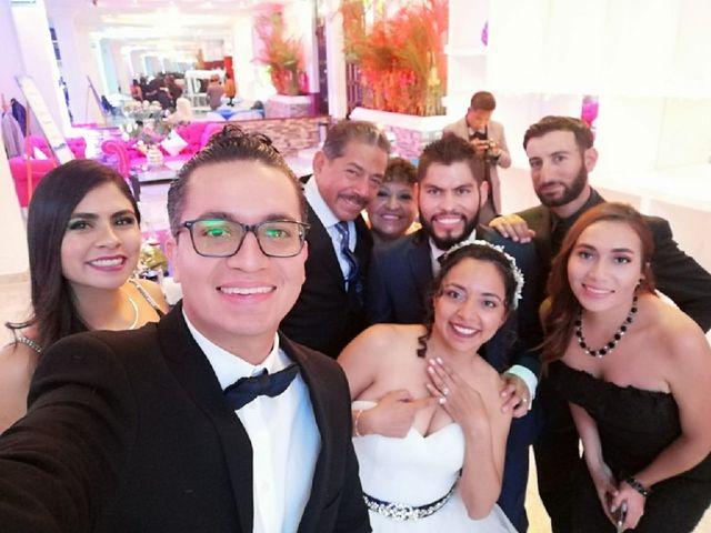 La boda de Arlette  y Efrén