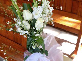 La boda de Bety y Adán 2