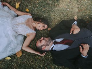 La boda de Debby y Pepe