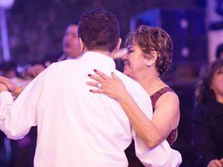 La boda de Sandy y Julio 2