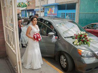 La boda de Nelly  y Robert  1