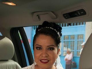 La boda de Nelly  y Robert  2