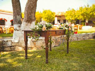 La boda de Sara Coutiño y Jorge Luis Gordillo 2