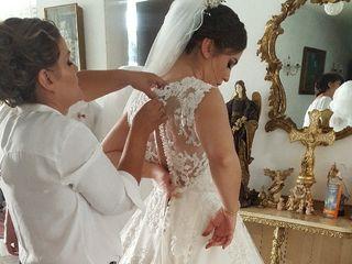 La boda de María Lourdes y José Martín  1