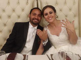La boda de María Lourdes y José Martín