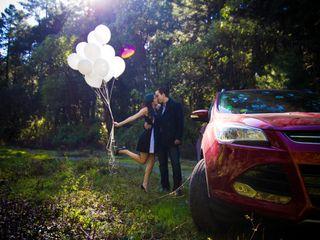 La boda de Kari y Migue 2