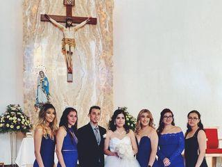 La boda de Shirley y Jorge 1