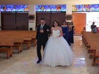 La boda de Shirley y Jorge 2