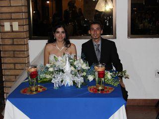 La boda de Shirley y Jorge
