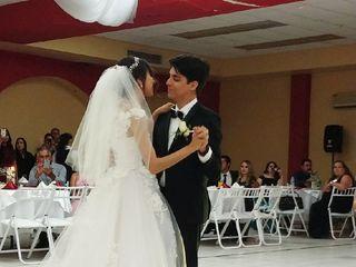 La boda de Liliam y Octavio 1