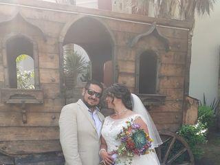 La boda de Lulú  y Ricardo 2
