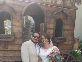 La boda de Lulú  y Ricardo 3