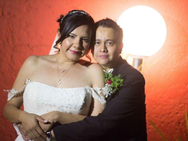 La boda de Sandy y Julio