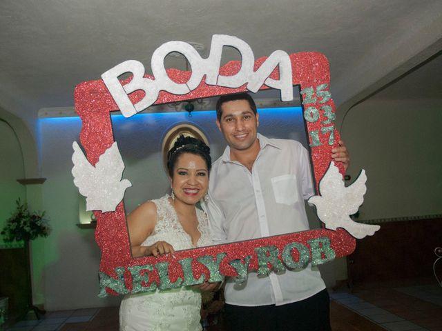 La boda de Nelly  y Robert