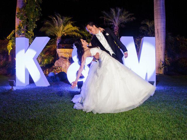 La boda de Kari y Migue
