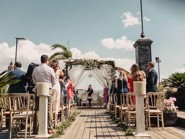 La boda de Pablo y Estefanía en Jocotepec, Jalisco 92